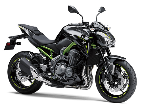 Kawasaki Z900 2017-2019