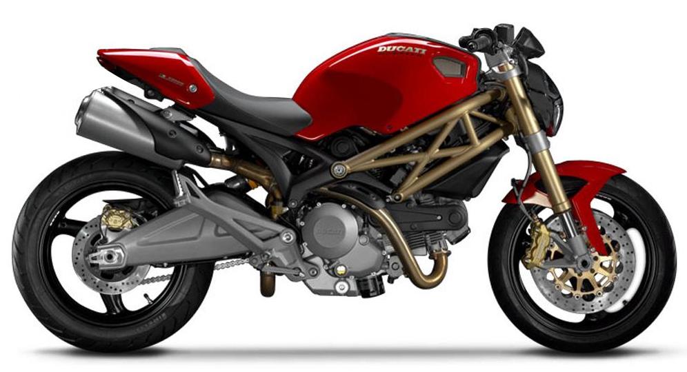 Ducati Monster 696  U201913