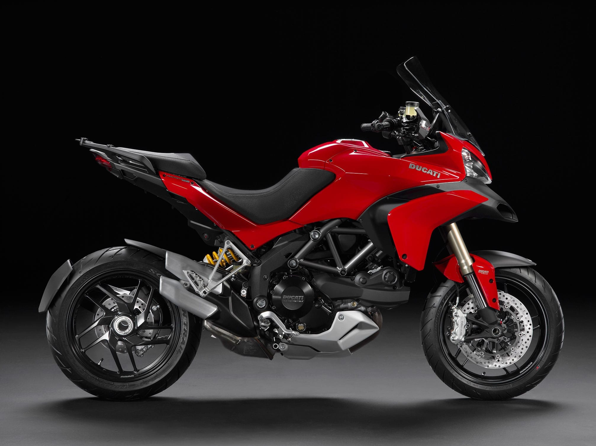 2015 Ducati Multistrada - options and UK prices