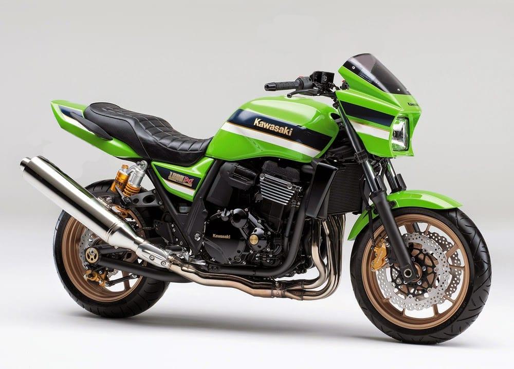 2002 Kawasaki Zrx1200 Cafe Racer