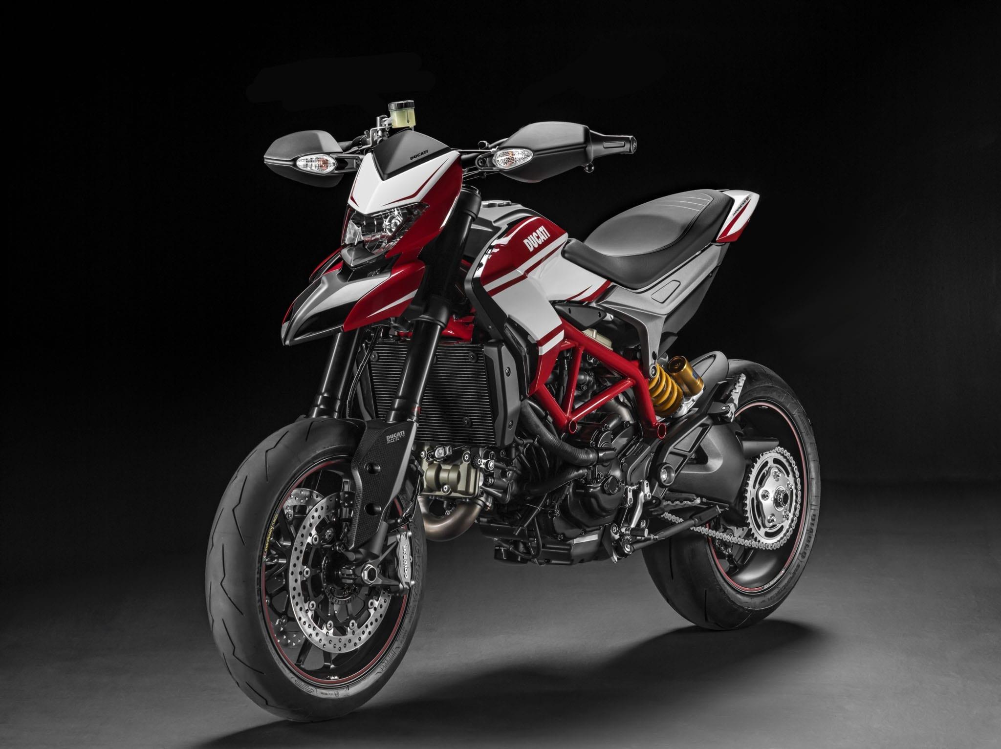 Ducati Hypermotard 821 '14-15
