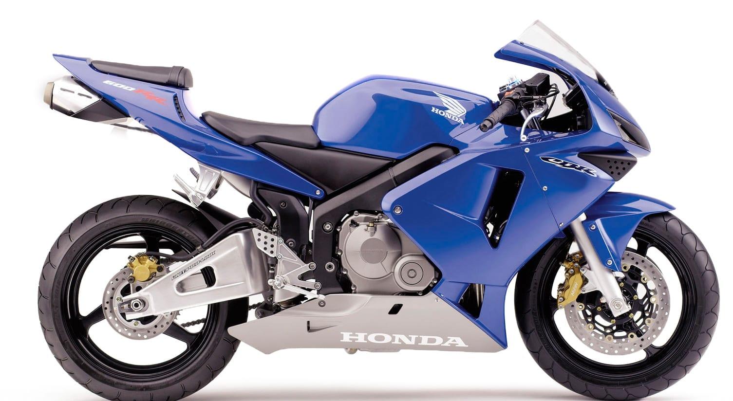 Honda Cbr600rr  U201903