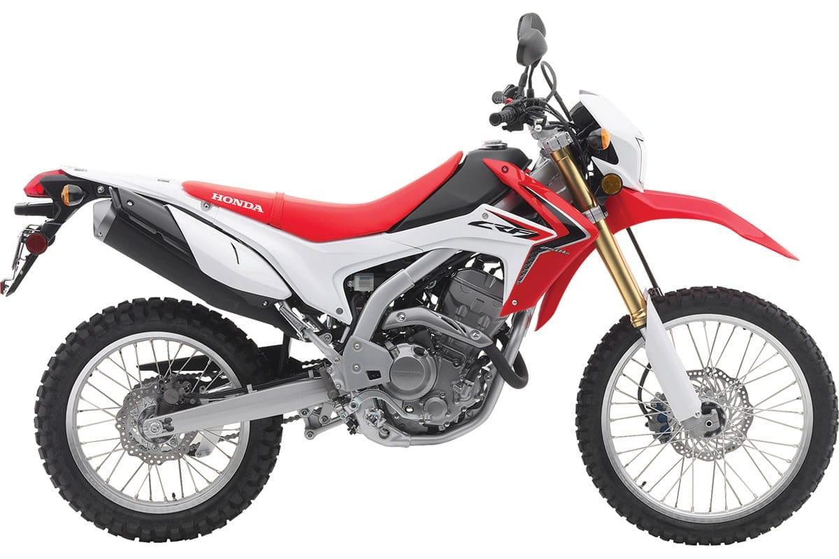 Honda Crf250l  U201913