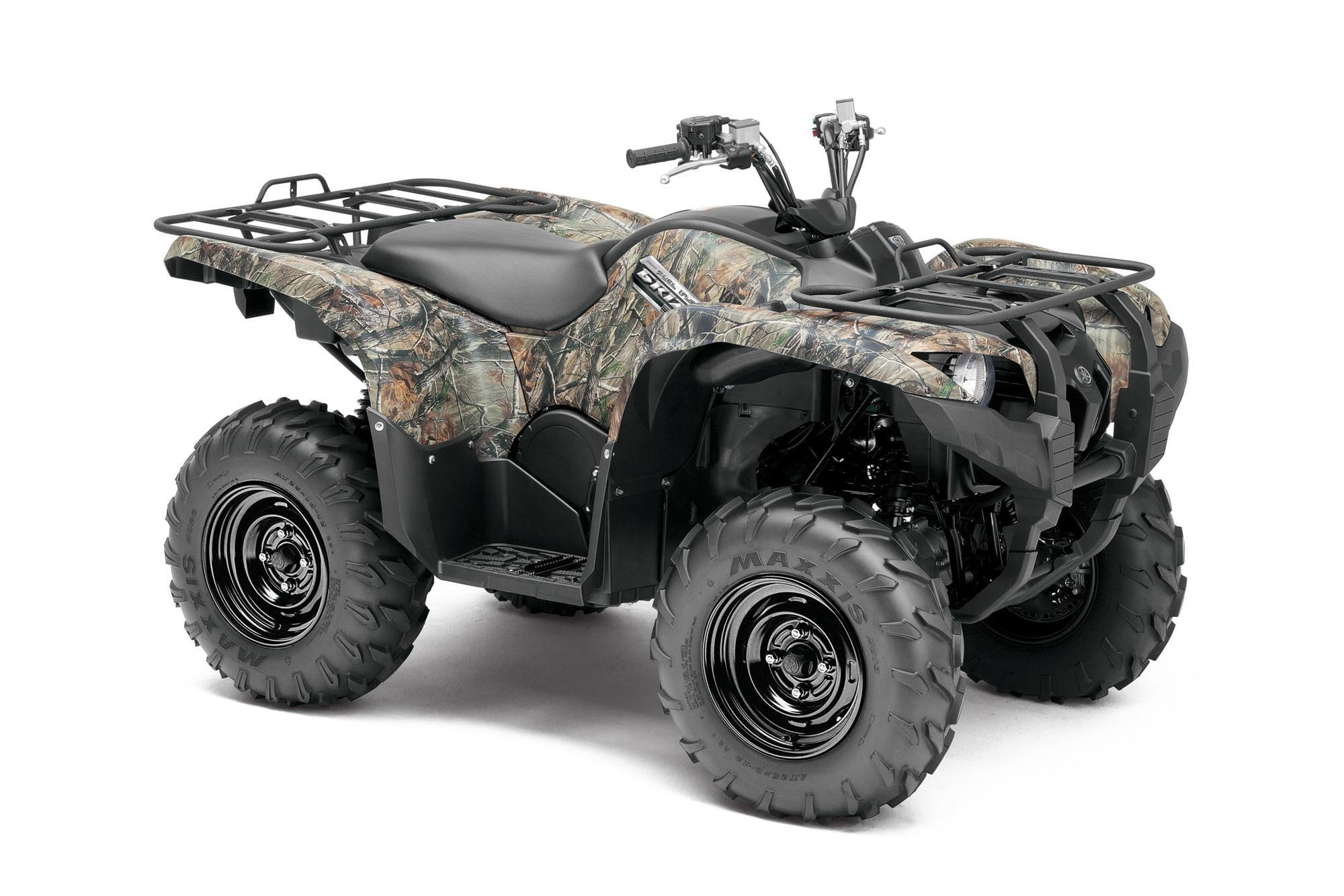 Yamaha Grizzly 550  U201909