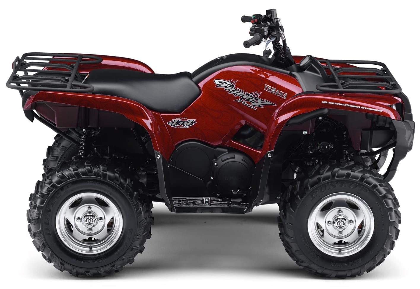 Yamaha Grizzly 700  U201908