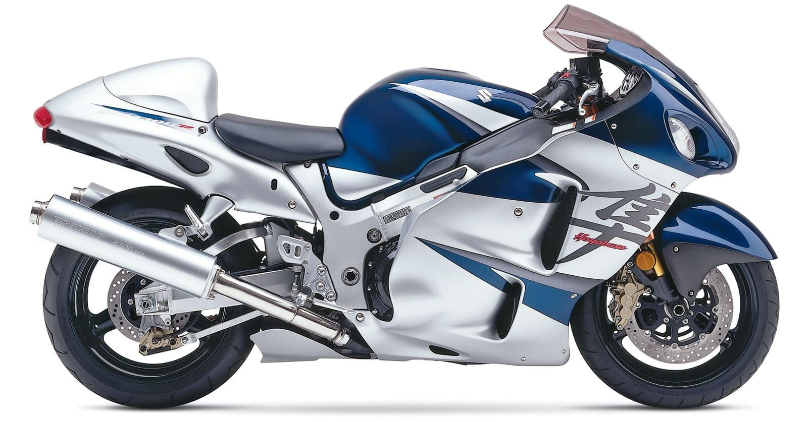 Suzuki GSX1300R '02-'07