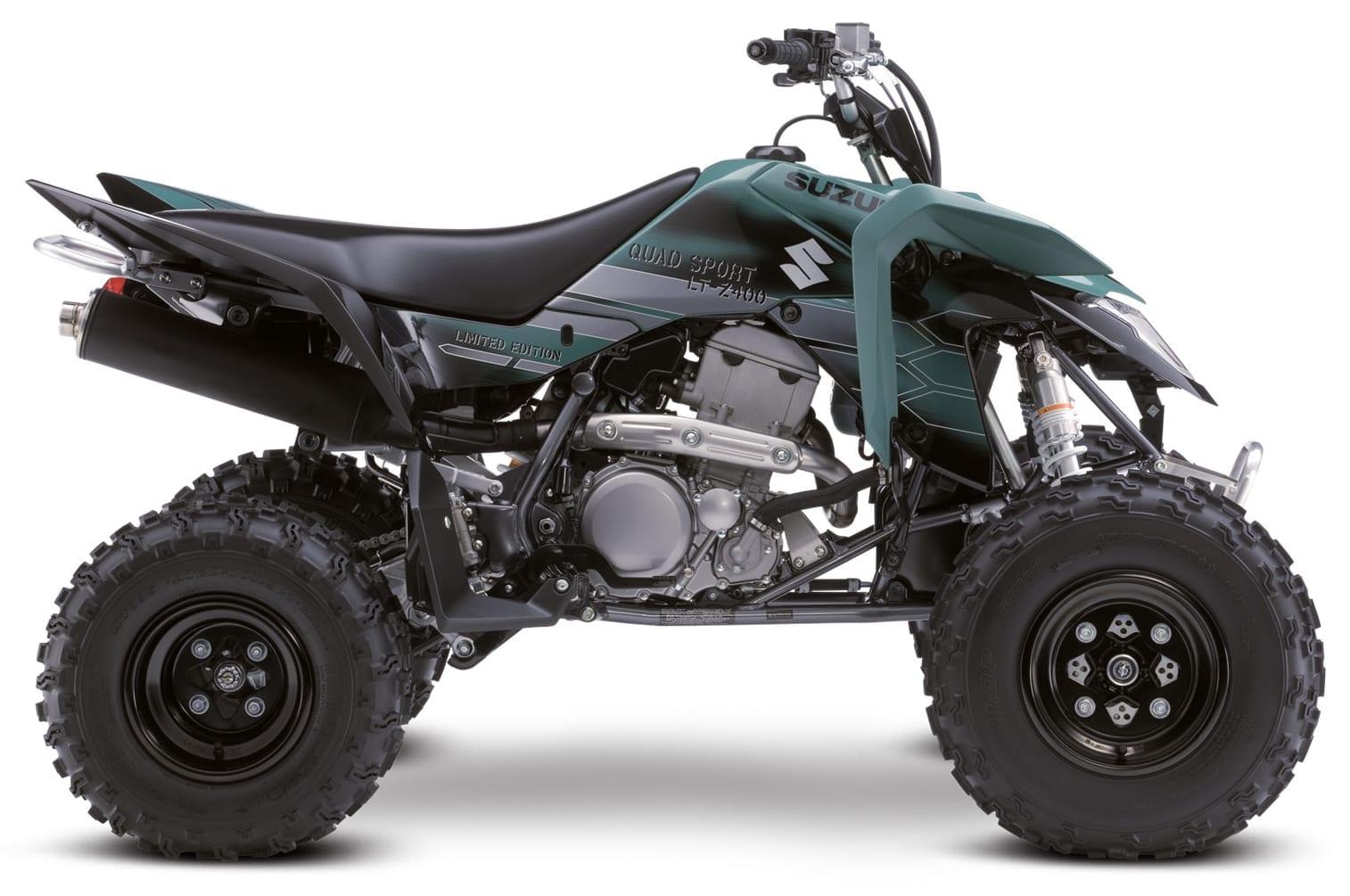 Suzuki Ltz400  U201909