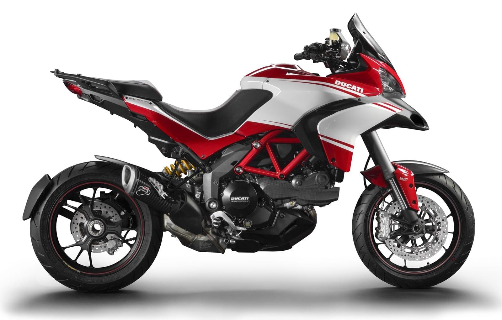Ducati Multistrada 1200    1200s U201910