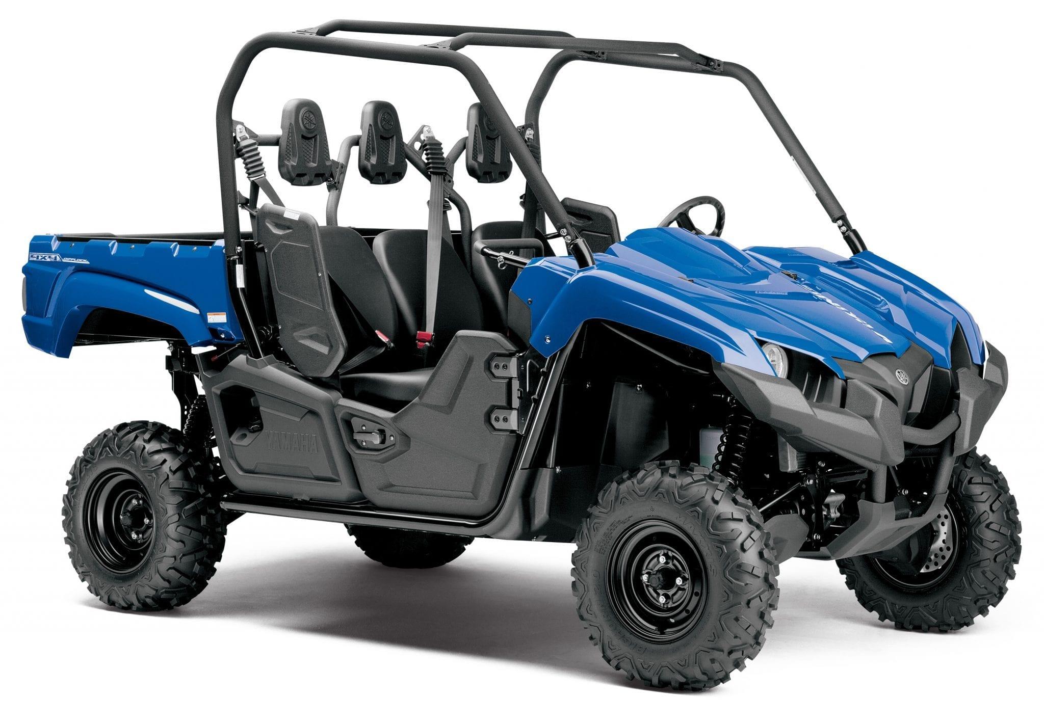 Yamaha Rhino 700 08 14 Bazzaz